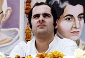 Sanjay Gandhi was 'shot three times' during Emergency: WikiLeaks