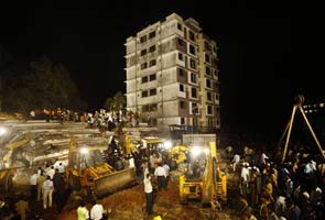 Thane building collapse: 58 dead, deputy commissioner of civic body suspended