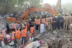 Thane building collapse: NCP corporator, Assistant Police Inspector bribed, says police