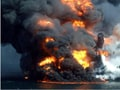 Three years after Gulf spill, BP fights billions in fines