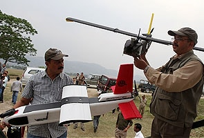 An eye in the sky to help fight rhino poaching at Kaziranga