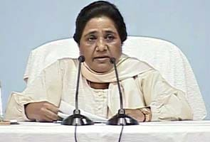 No malafide intention in checking Mayawati: Election Commission