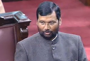 LJP chief and former Union minister Ram Vilas Paswan admitted to hospital