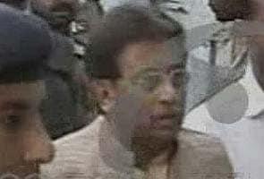 Former Pakistan president Pervez Musharraf arrested