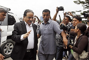Nepal Maoist leader Prachanda to visit India today
