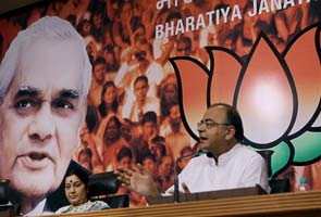 BJP divided over face for 2014