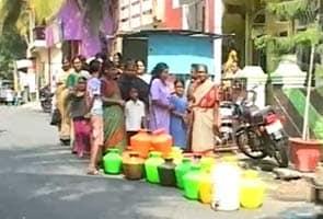 Bangalore thirsty as taps run dry