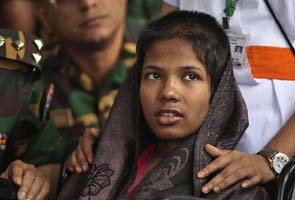 bangladesh collapse survivor gives up garment work