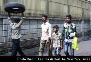 Grim task overwhelms Bangladesh DNA lab