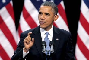 Barack Obama says he does not foresee sending US troops to Syria