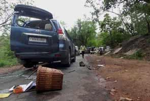 Naxals used 30 kg explosives to attack Congress convoy in Chhattisgarh, says initial forensic report