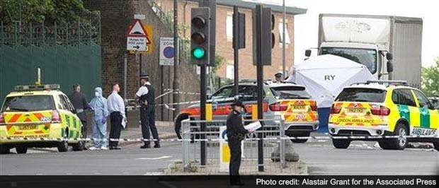 'Barbaric attack' in London prompts meeting on terror