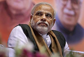 Centre worried only about 'nephews and uncles', says Narendra Modi