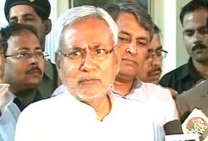Bihar Chief Minister Nitish Kumar invites Nawaz Sharif to Bihar