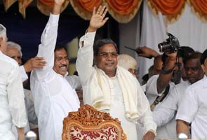 On first day as Karnataka Chief Minister, Siddaramaiah showers sops