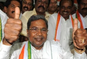 Siddaramaiah to be sworn-in as Karnataka Chief Minister on Monday