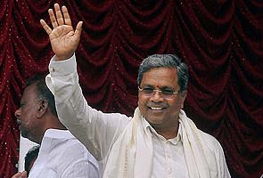 K Siddaramaiah sworn in as Karnataka Chief Minister
