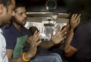 Spot-fixing case: Sreesanth, Ajit Chandila sent to judicial custody till June 4