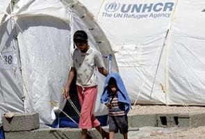 United Nations says Syrian refugees top 1.5 million