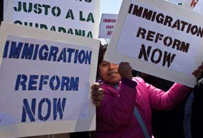 Graduates preferred to grandmothers in proposed US immigration bill