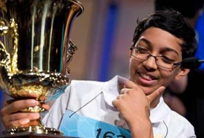 Indian-American student Arvind Mahankali wins National Spelling Bee