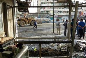 More than 70 killed in wave of Baghdad bombings