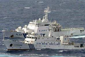 China ships have entered disputed-islands waters off the Senkaku Islands: Japan