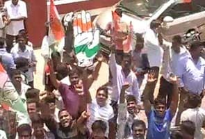 Karnataka election results live: Congress set to form government; JD(S) pushes BJP to number 3