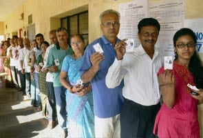 Searing heat slowing down voter turnout in Karnataka