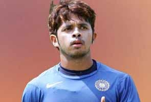 Who is S Sreesanth?