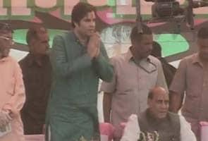 Varun Gandhi's rally in Uttar Pradesh today marks growing stature in BJP