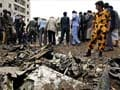 Military plane crashes in Yemen's capital Sanaa