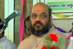 Who is Amit Shah?