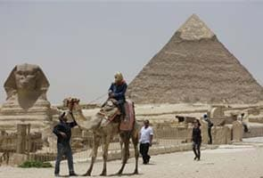 Egypt blasts US warning over incidents at pyramids