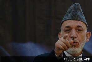 India supports Hamid Karzai in spat over Taliban office