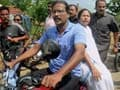 Mamata Banerjee loses cool after angry protests during visit to rape victim's house