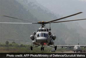 Uttarakhand: Indian Air Force helicopter crashes; twelve bodies found