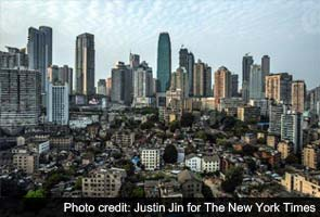 China embarking on vast program of urbanisation