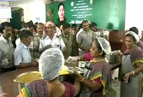 What makes Jayalalithaa's 'Amma' canteens so successful