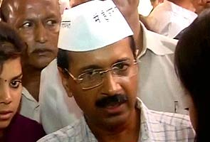 Arvind Kejriwal to contest against Sheila Dikshit in Delhi polls