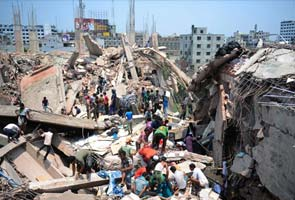 Bangladesh suspends factory inspectors over disaster