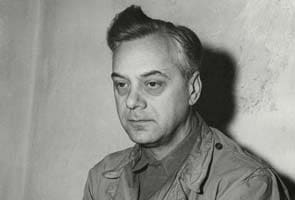 US finds long-lost diary of Adolf Hitler's aide Alfred Rosenberg