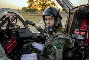 Pakistan fighter pilot Ayesha Farooq wins battle of sexes, now she's ready for war