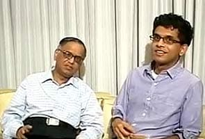 Narayana Murthy's son Rohan to join him as his executive assistant