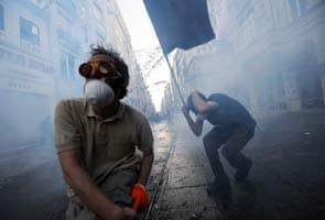 Turkish police fire tear gas in worst protests in years