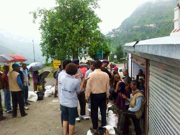 Uttarakhand devastated: how you can help
