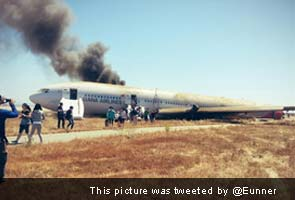 Top Facebook executives switch flight, avoid Asiana crash