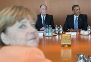 Barack Obama allays European Union's snooping concerns, calls German Chancellor