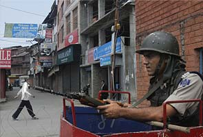 Jammu and Kashmir firing deaths: Protesters set Army school on fire in Bandipora
