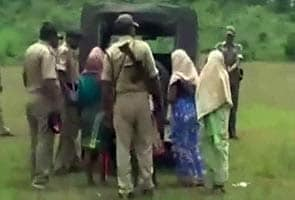 Four young girls gang-raped after being abducted from Jharkhand hostel